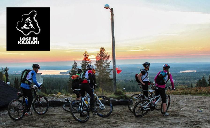 Lost in Kajaani Adventure -kilpailu kutsuu hurjapäät suureen seikkailuun