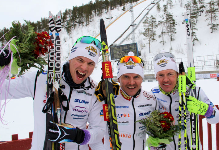 Vuokatti Ski Team Kainuu: maastohiihdon huippuja ja tulevaisuuden nimiä
